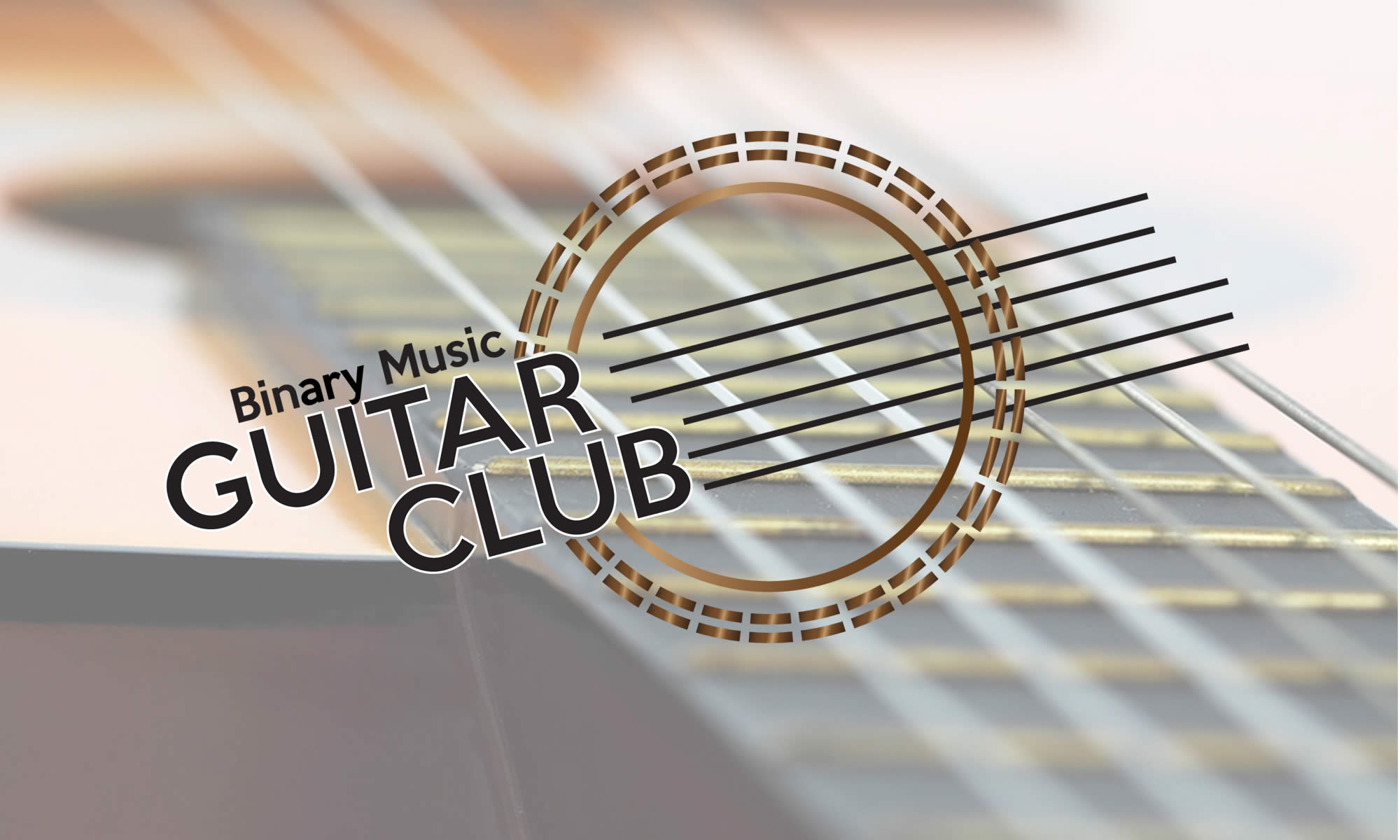 Binary Music Guitar Club